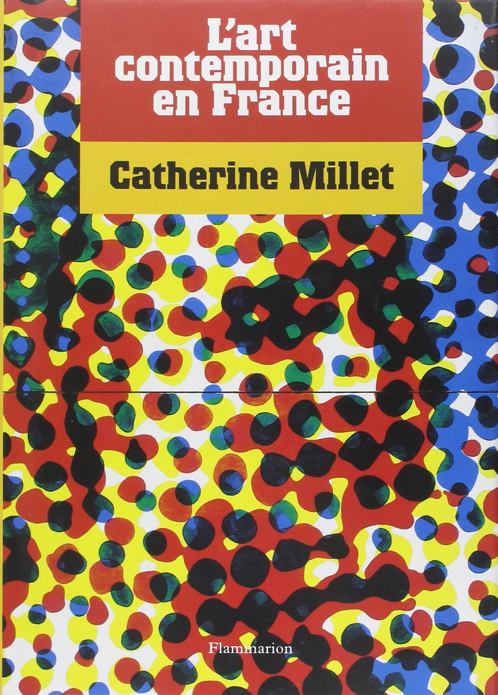 Read Online L'art contemporain en France PDF