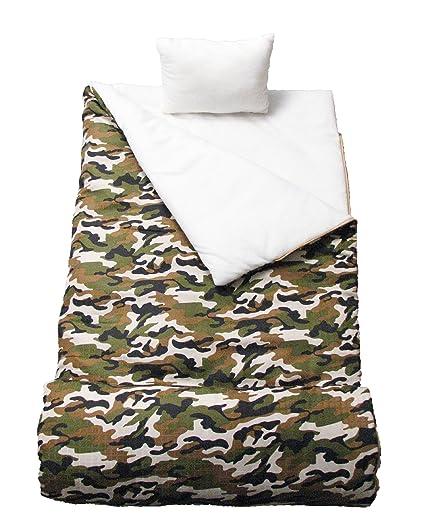 Soho colección Infantil, Camuflaje Saco de Dormir