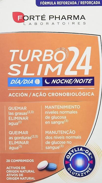 Forté Pharma Iberica Turboslim Complemento Alimenticio - 28 Tabletas