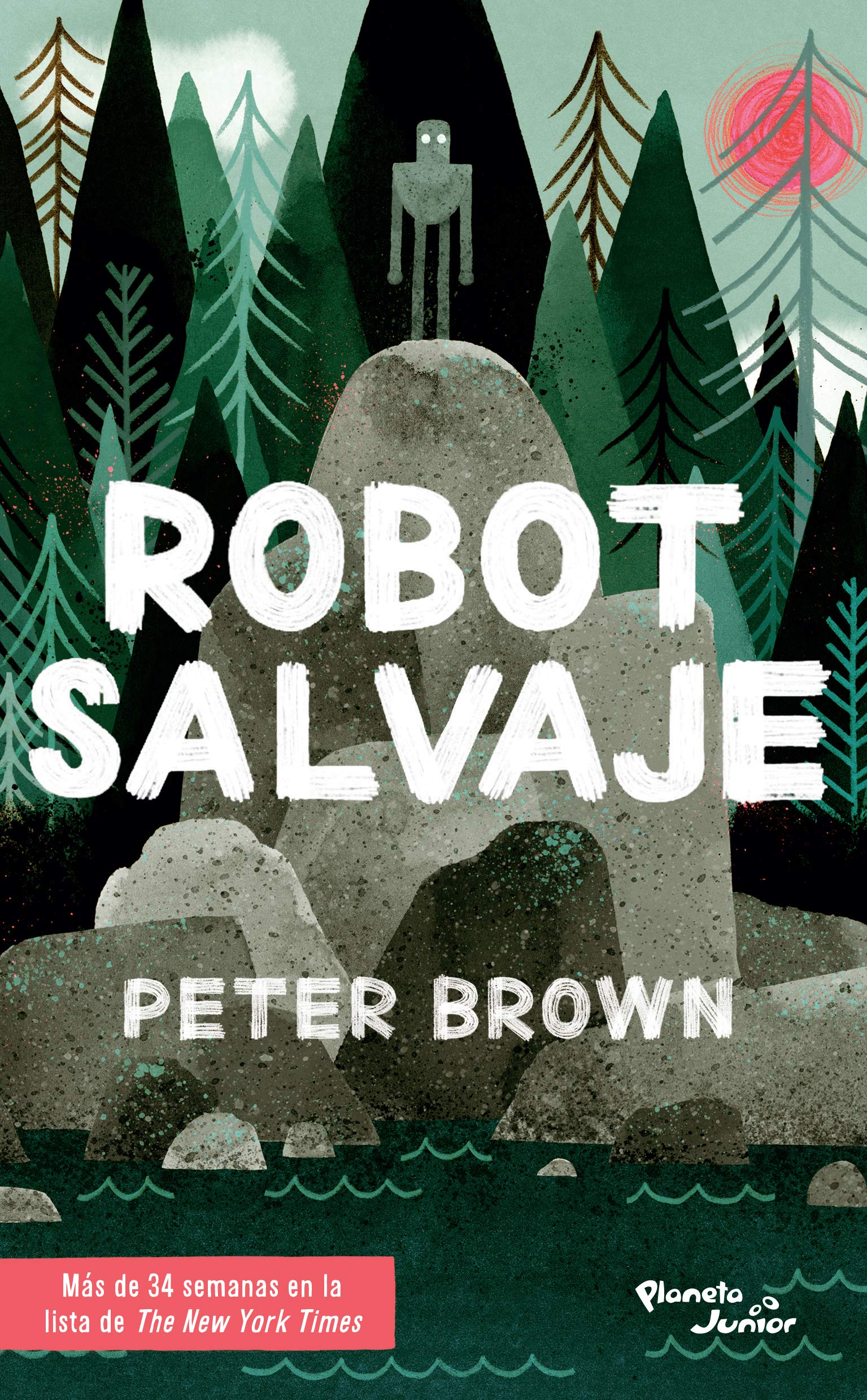 Robot Salvaje: Amazon.es: Brown, Peter: Libros