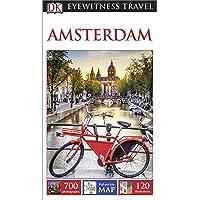 DK Eyewitness Travel Guide Amsterdam