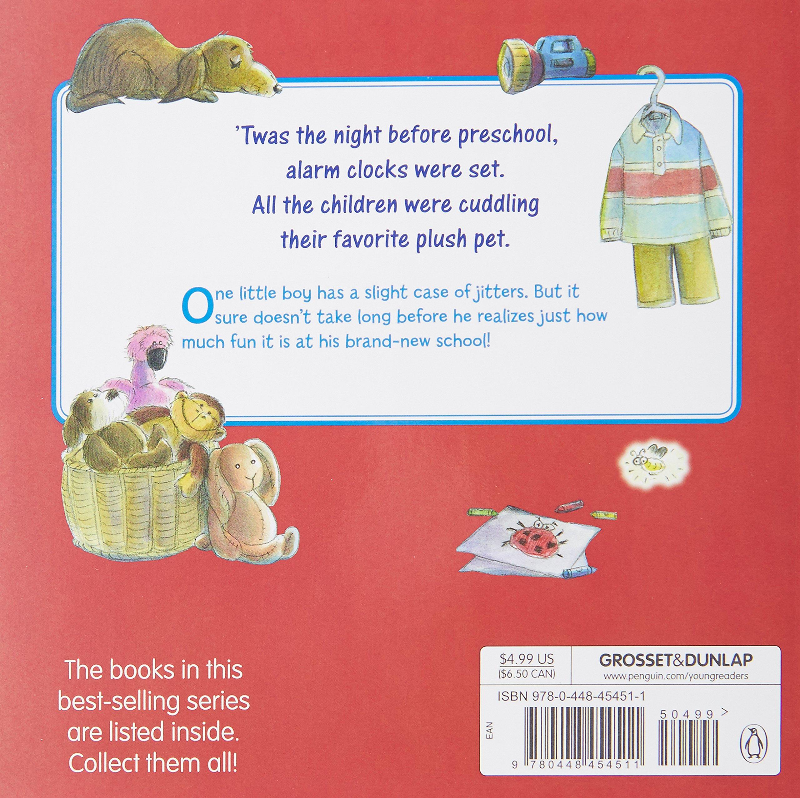 The Night Before Preschool: Natasha Wing, Amy Wummer: 9780448454511:  Amazon: Books