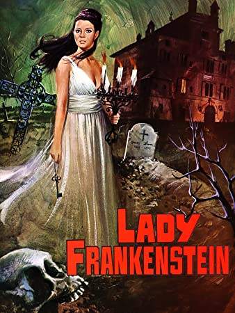 Lady Frankenstein directed by Mel Welles