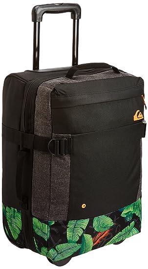 Quiksilver Trolley para Hombre, Maleta con Ruedas, AG47 Remix Black, 47 x 33 x 22 cm, 37 L, EQYBL03017-KVJ6: Amazon.es: Deportes y aire libre