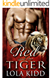 Red and the Tiger (BBW Shapeshifter Paranormal Romance) (Shifters Everafter Book 2)