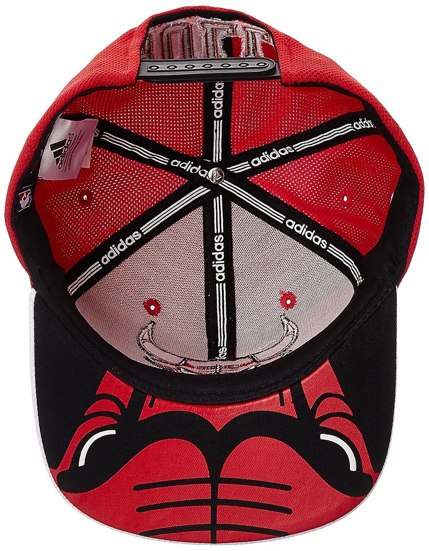 adidas Flat Cap Bulls - Gorra Unisex 6dc39ac4f32