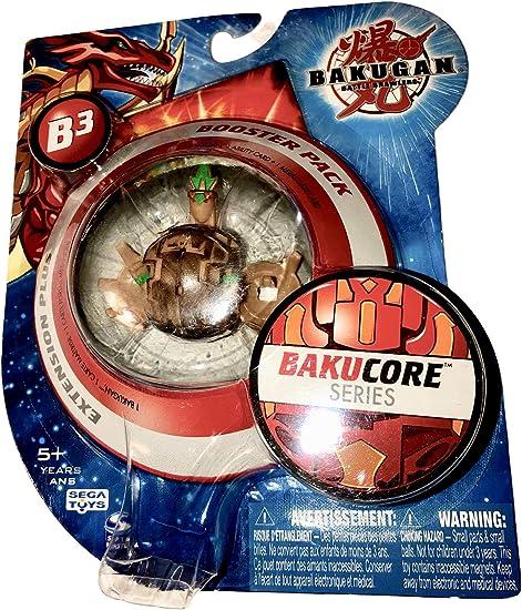 Bakugan Battle Planet Battle Brawlers Sealed Booster Packs Lot Of 6