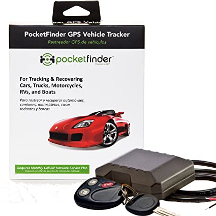 Pocketfinder Gps Vehicle Tracking Solution Compatible With Ios Android For Locating And Monitoring Cars