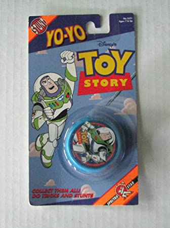 Amazon.com: Disney Toy Story Stunt Yo-Yo: Toys & Games