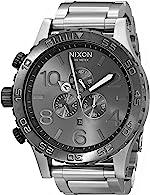 Nixon 51-30 Chrono. 100m Water Resistant Men's Watch (XL 51mm Watch