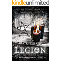 Psychic Surveys Book Six: Legion: A Gripping Supernatural Thriller