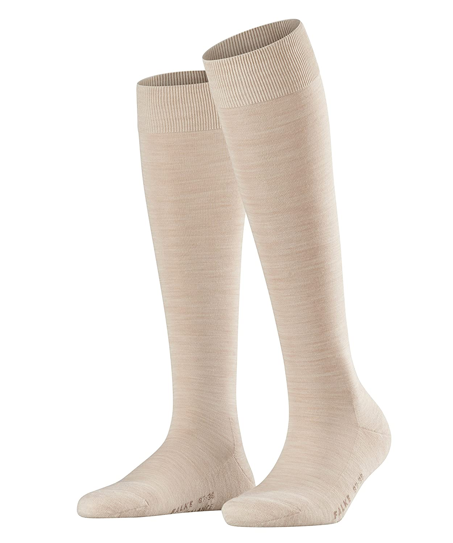 FALKE Damen Kniestrumpf 47532 Wool Balance KH
