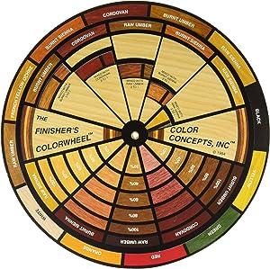Mohawk Finishing Products M900-1050 Mohawk Finisher's Colorwheel 9