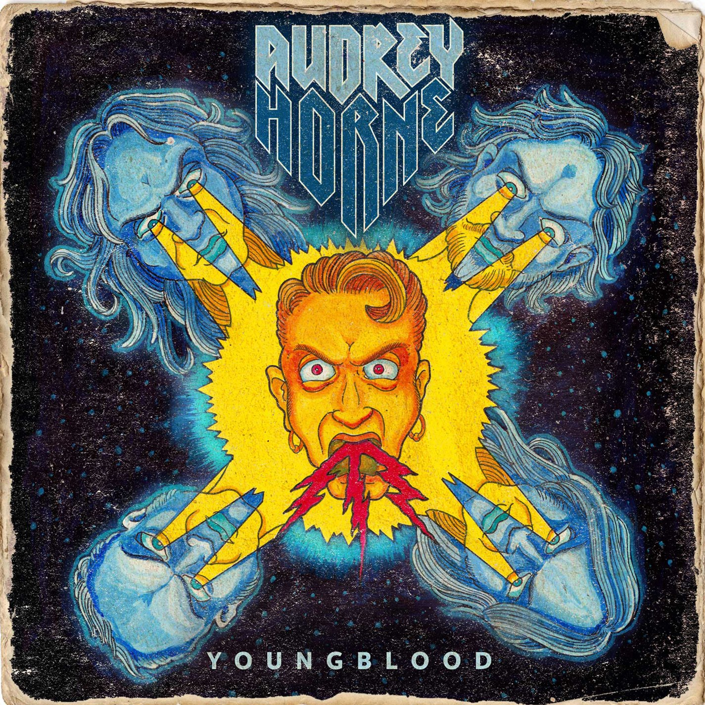CD : Audrey Horne - Youngblood (CD)