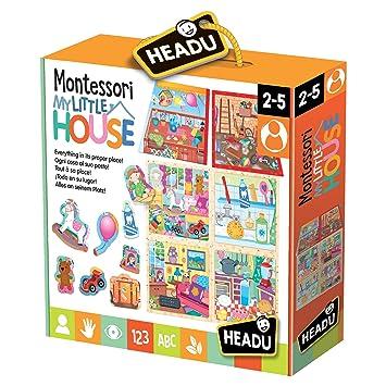 Headu Casa De Munecas It20836 Amazon Es Juguetes Y Juegos