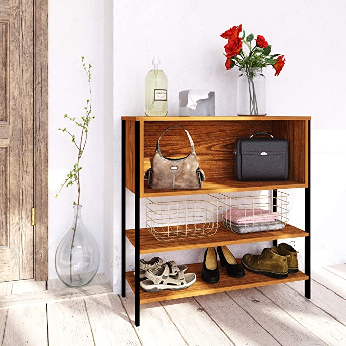 mueble minimalista entrada de casa