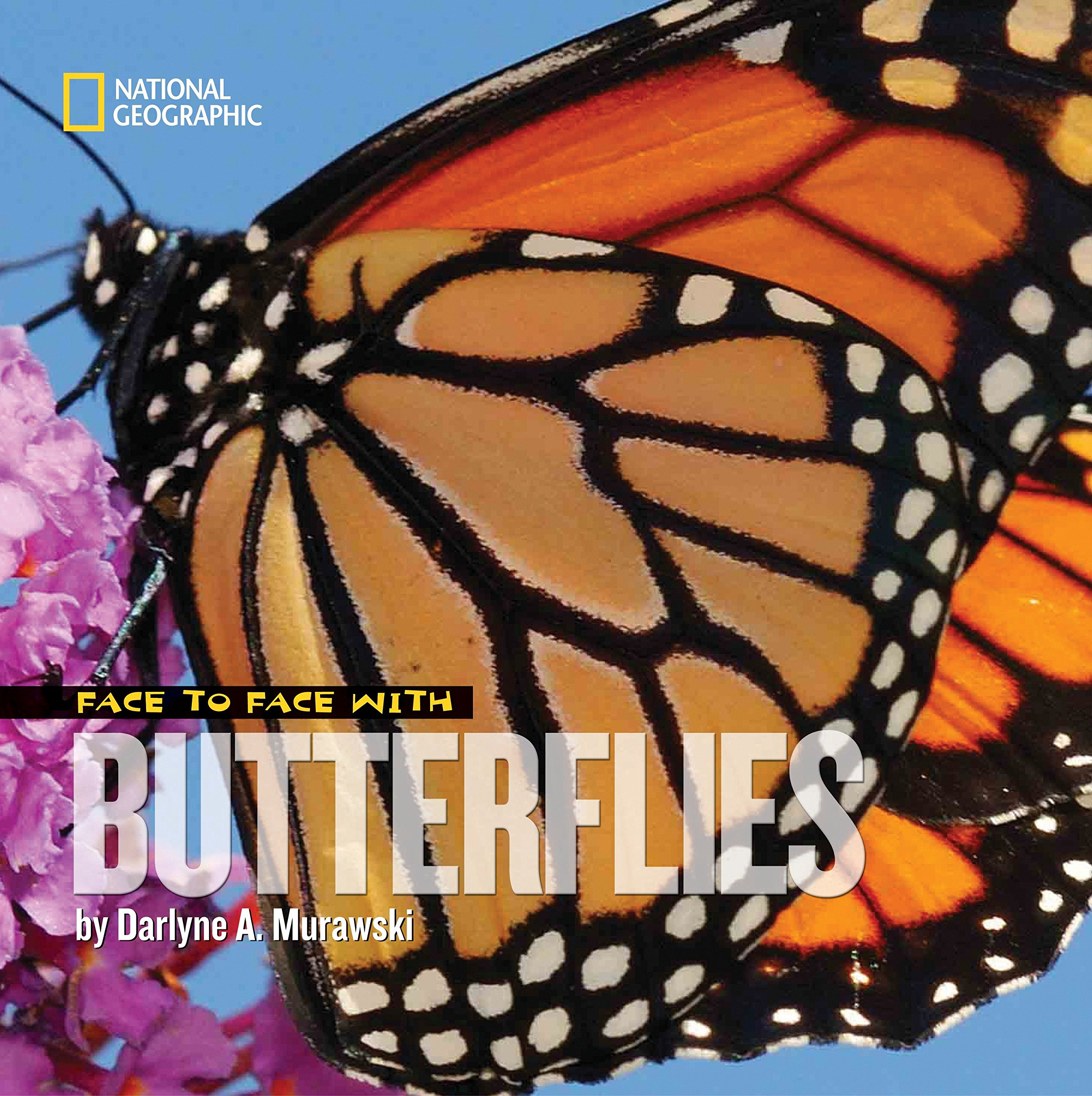 Face to Face with Butterflies (Face to Face with Animals) PDF Text fb2 book