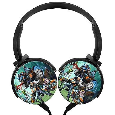 slug-terra daatton 2017 Nuevo estilo Heavy Bass auriculares estéreo portátil para auriculares Wired portátil