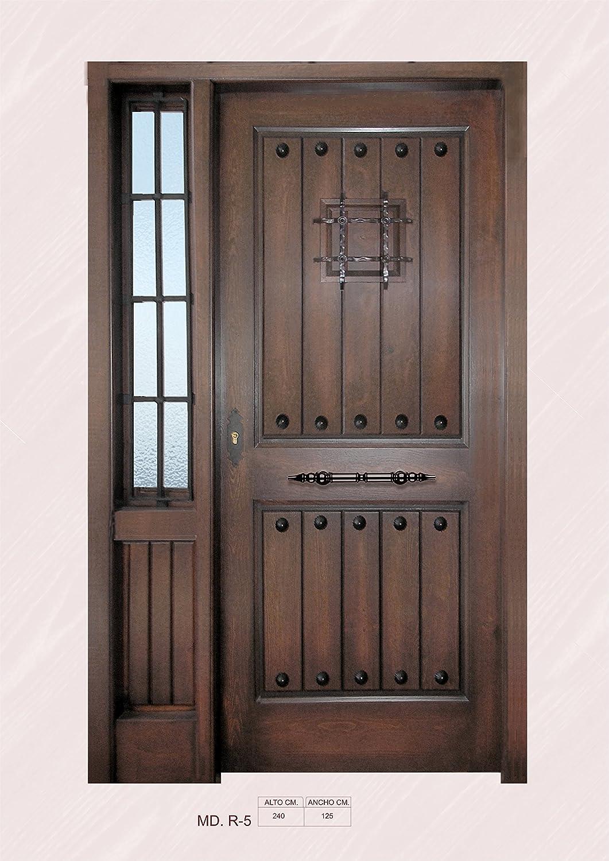 Puerta exterior R-5