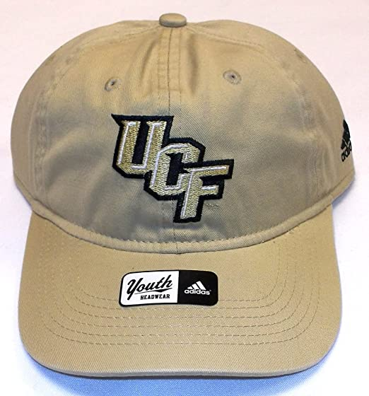 9741399caaebb Amazon.com : NCAA Central Florida Knights Slouch Strap Back Adidas ...