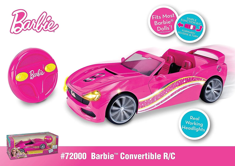 Nikko Elektronisches Barbie-Spielzeug mit Cabrio