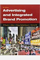 Advertising and Integrated Brand Promotion Paperback