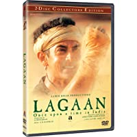 Lagaan - Once upon a Time in India All Regions PAL - Aamir Khan - Bollywood