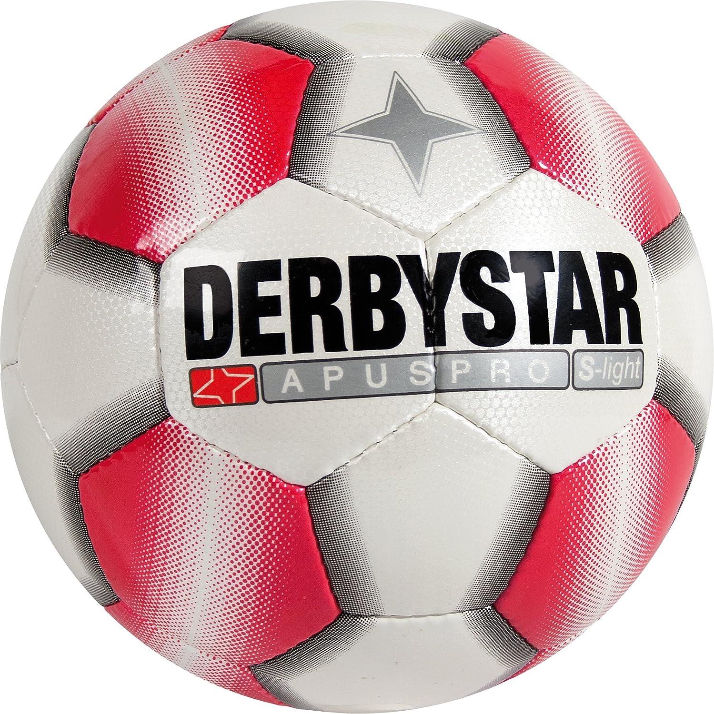 Derbystar Apus Pro S-Light - Balón de fútbol: Amazon.es: Deportes ...