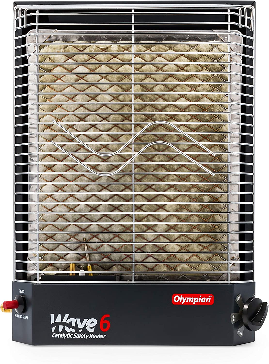 Camco Olympian Gas Catalytic Heater