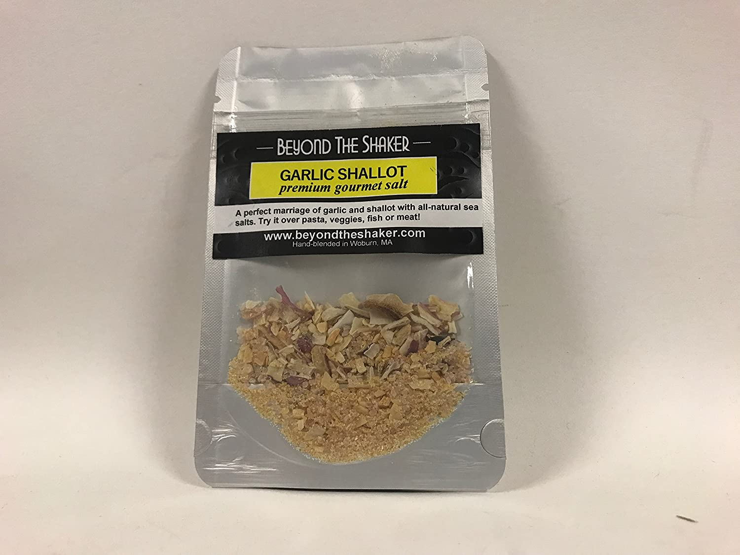 Garlic Shallot Sample
