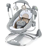 Ingenuity ConvertMe Swing-2-Seat Townsend - Columpio de viaje