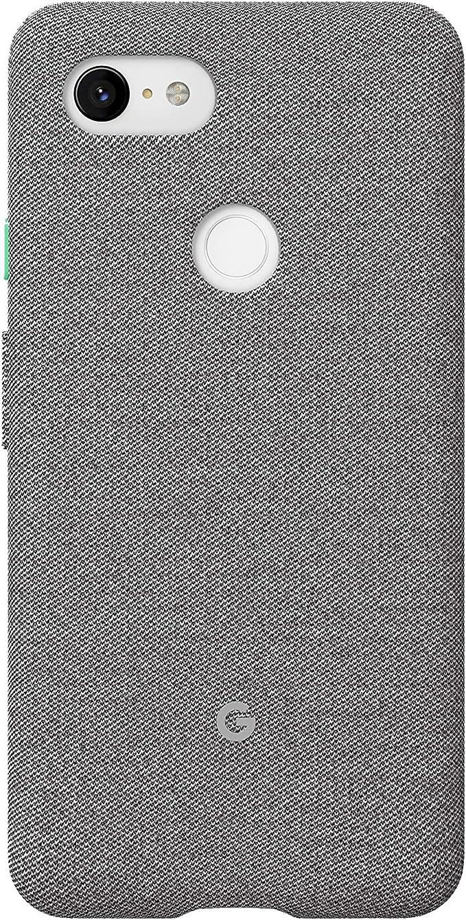 Google GA00498 - Funda para móvil (tamaño XL, Tela a Medida, Borde ...