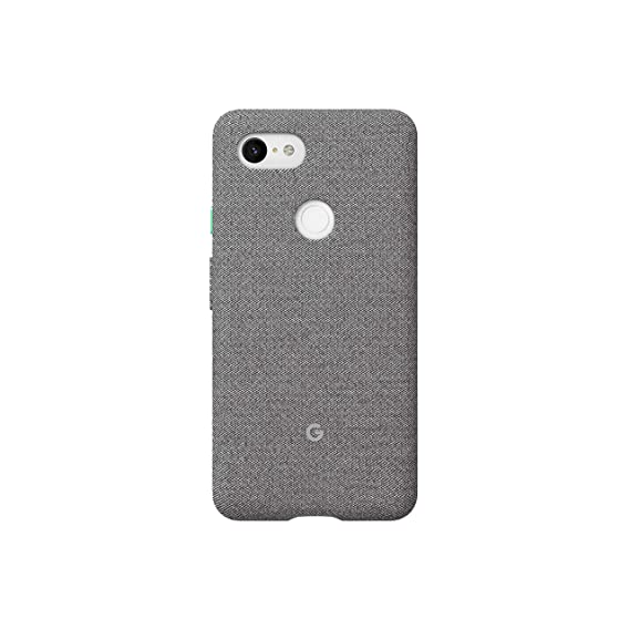 new style eca3d 2d6dd Google Fabric Case Cell Phone Case for Pixel 3 - Fog Fabric