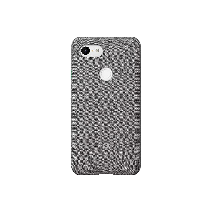 new style ffdba 6475d Google Fabric Case Cell Phone Case for Pixel 3 - Fog Fabric