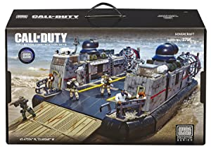 Mega Bloks Call of Duty Hovercraft Building Set