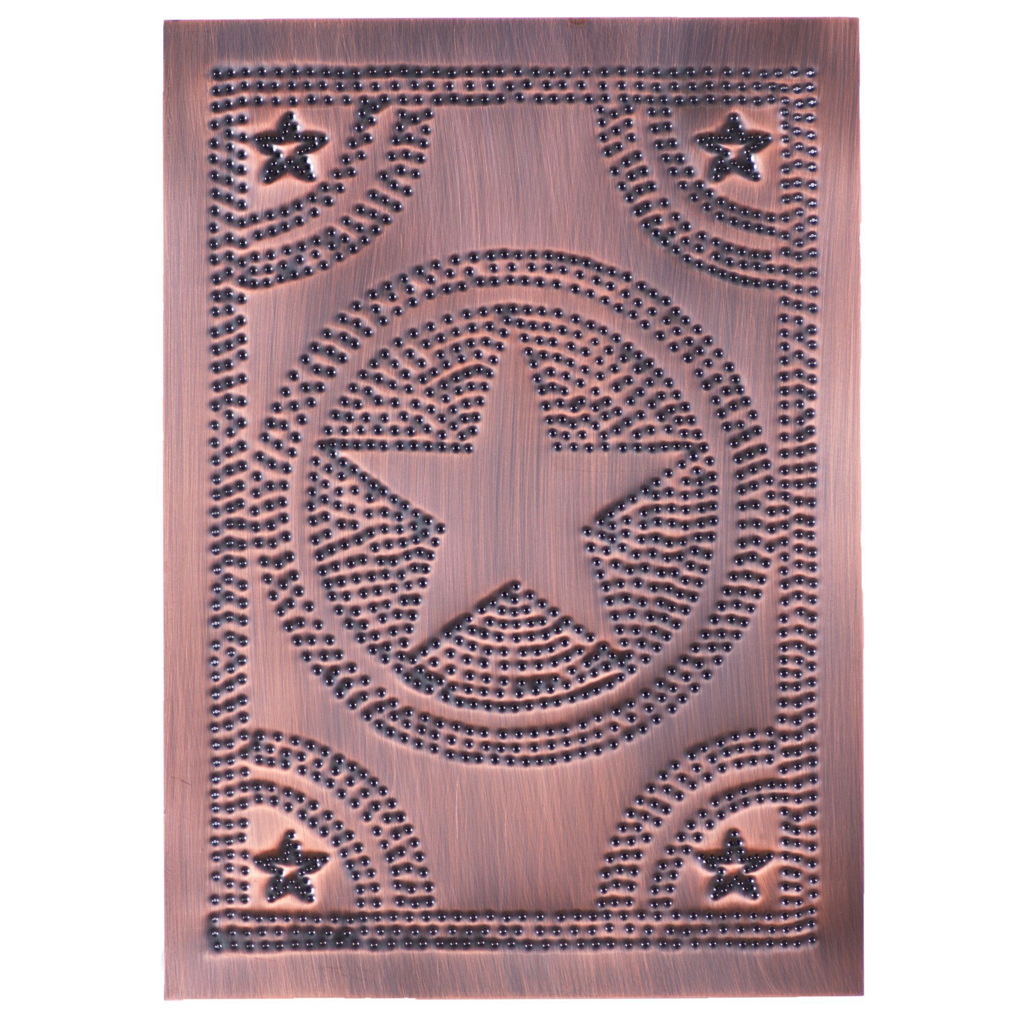 Irvin's Country Tinware Regular Star in Solid Copper