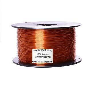 0,25 mm Kupferlackdraht. 30 AWG emailliert Kupfer Draht – Select 2 ...