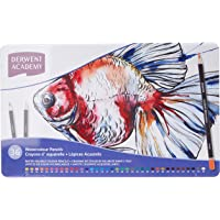 DERWENT(R) 2300226 WATERCOLOUR PENCILS, TIN 36