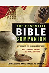 The Essential Bible Companion: Key Insights for Reading God's Word (Essential Bible Companion Series) Paperback