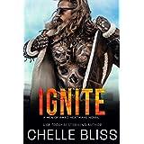Ignite (Men of Inked: Heatwave Book 5)