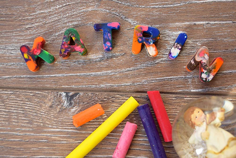 Kids Crayons Custom Crayons Personalized Crayons Name Crayons Valentines Gift Birthday Valentines Day