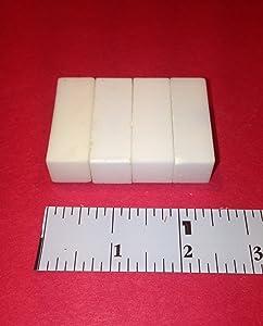 "Delta 10"" bandsaw Ceramic Guide Blocks (Model 28-195)"