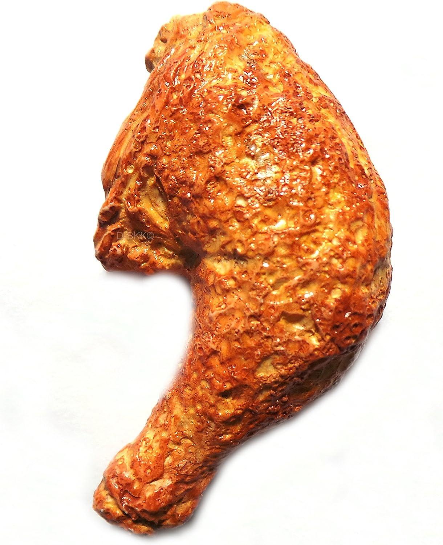 Fried Chicken Souvenir Food , Thailand 3d Resin TOY Fridge Magnet