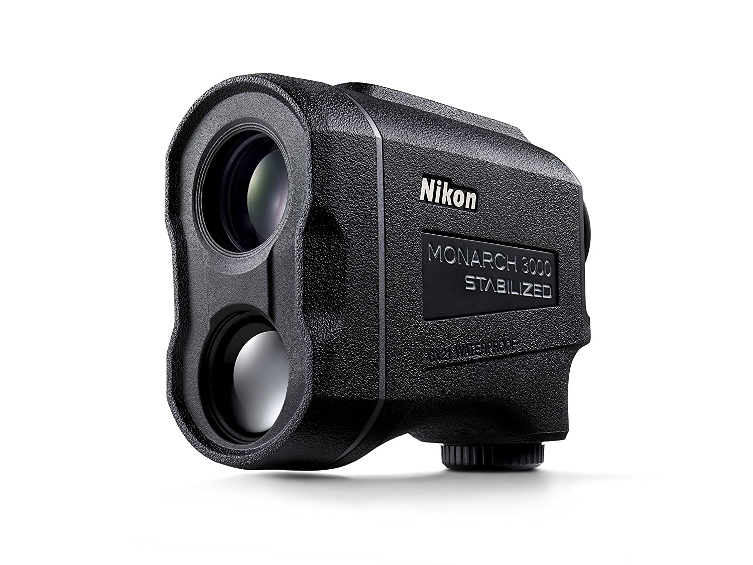 Nikon monarch 3000 stabilized laser entfernungsmesser: amazon.de: kamera