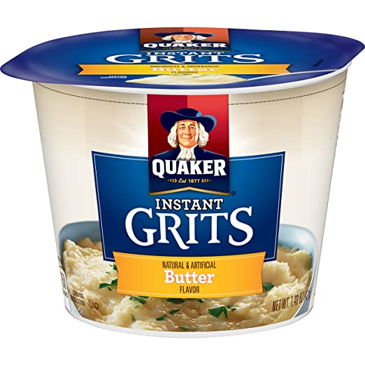 Quaker Instant Grits: Amazon.com: Grocery & Gourmet Food