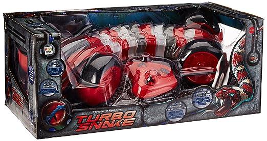 IMC Toys 43-7321 - Coche Radio Control Turbosnake Pilas, los ojos se iluminan: Amazon.es: Juguetes y juegos