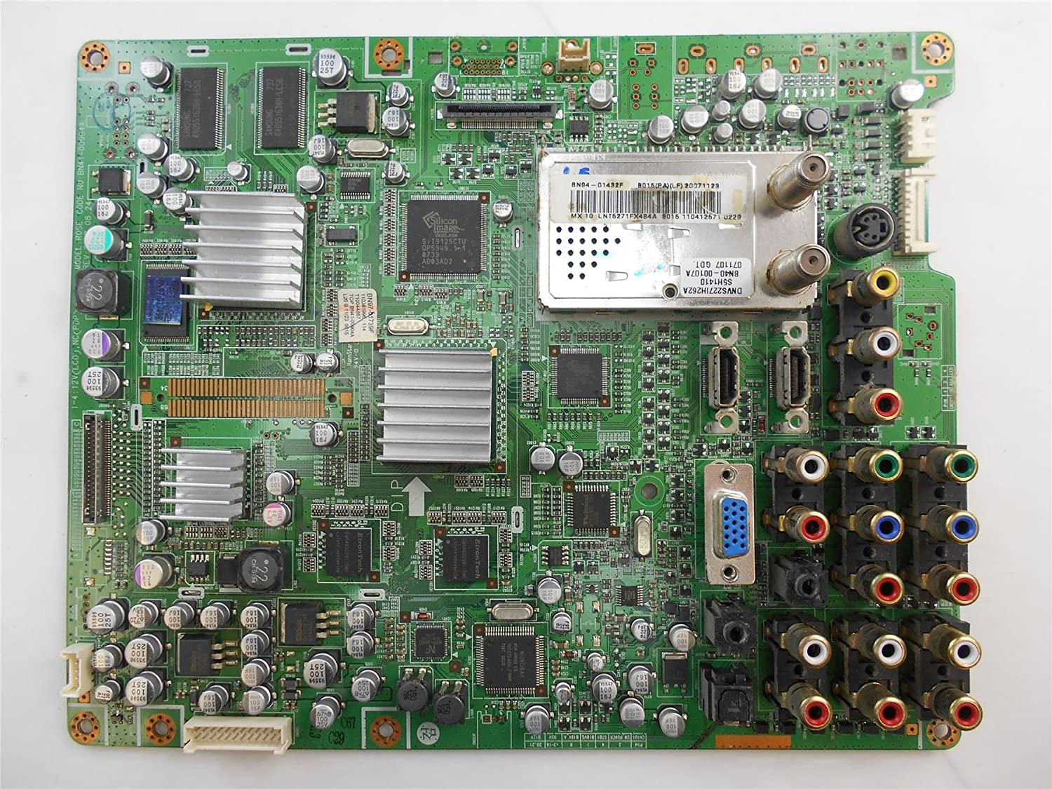 Samsung Bn94 01432f Assembly Printed Circuit Board Pcb Buy Boardpcb Main Amlcd Ve Home Audio Theater