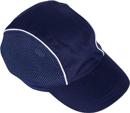 Babimax Gorra de Seguridad Gorra de Béisbol con Casco Duro para ...
