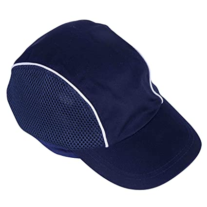 Babimax Gorra de Seguridad Gorra de Béisbol con Casco Duro para Trabajo