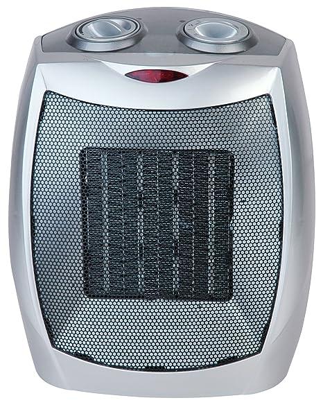 piushopping – Calefactor de pared cerámico 2000 W estufa eléctrica con mando a distancia temporizador Resistencia